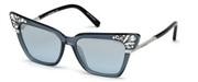 Forstør billedet, DSquared2 Eyewear DQ0293-84X.
